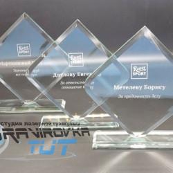 Нанесение гравировки на стекло: технологии и преимущества