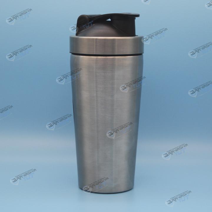 Шейкер silver 900мл