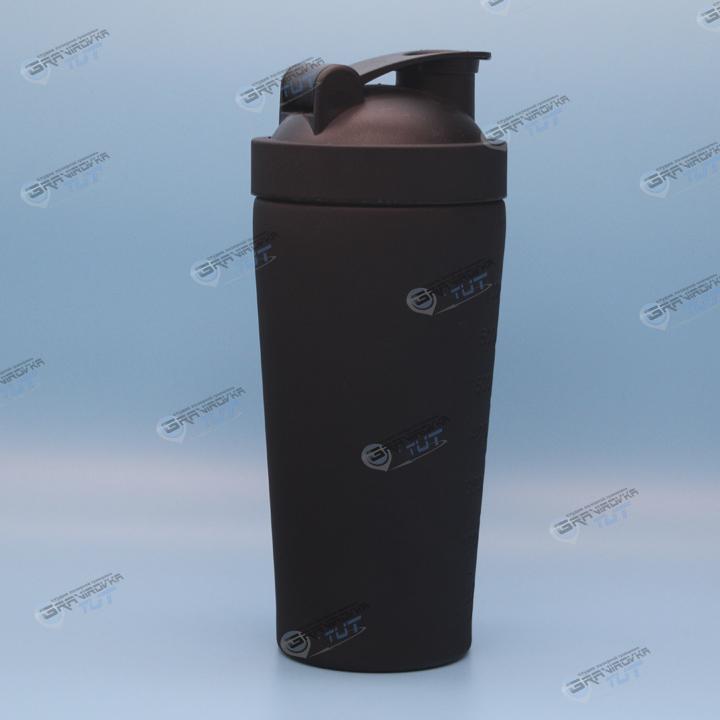 Шейкер black 900мл